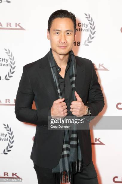 Actor Mike Chat attends a screening of Acts Of Desperation At Culver City Film Festival Starring Paul Sorvino Kira Reed Lorsch Jason Gedrick Directed...