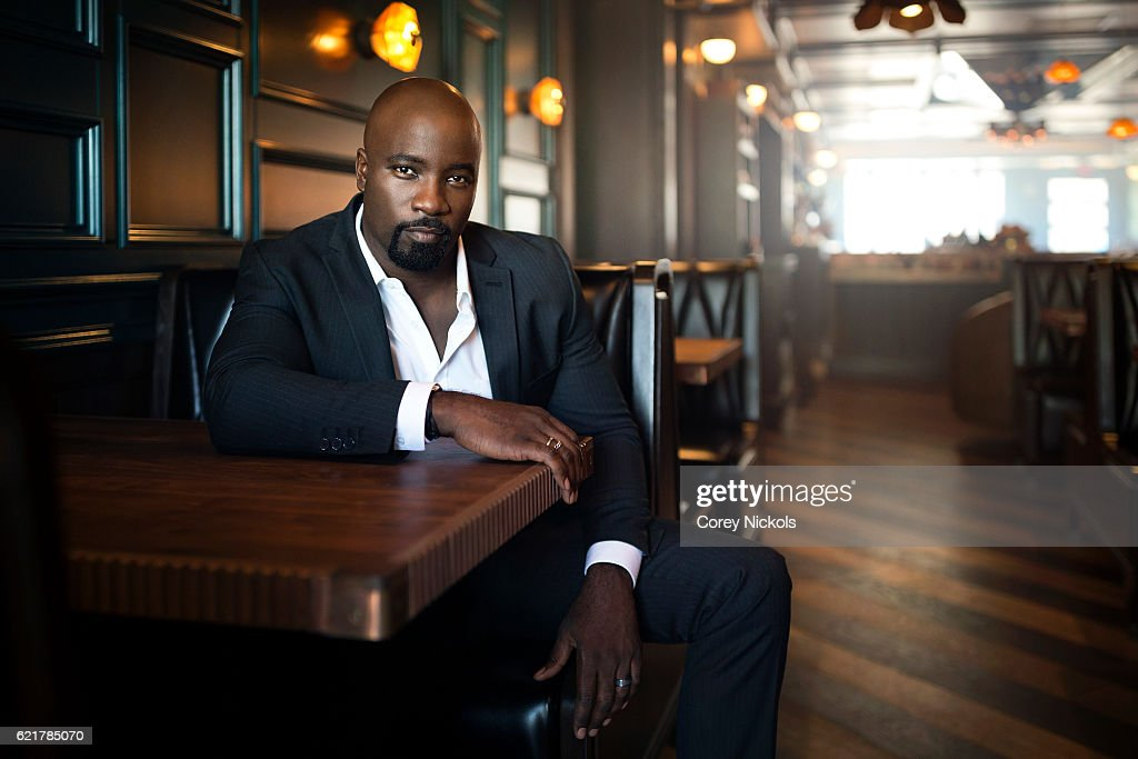 Mike Colter, New York Observer, September 1, 2016