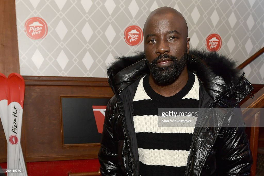 Actor Mike Colter of 'Before You Know It' attends the ...