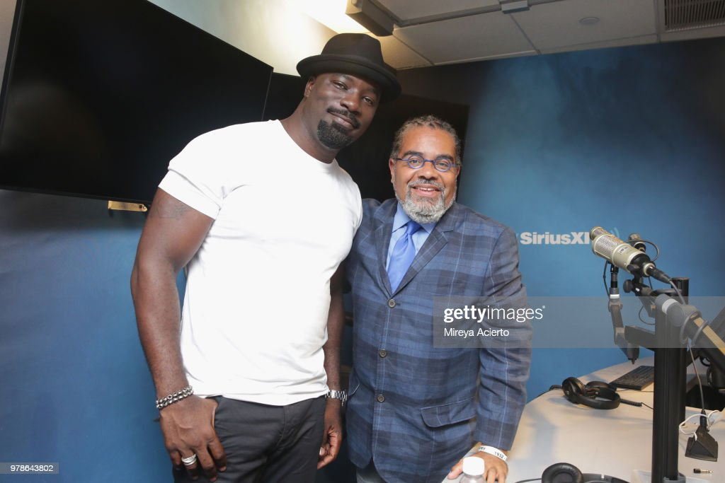 Celebrities Visit SiriusXM - June 19, 2018