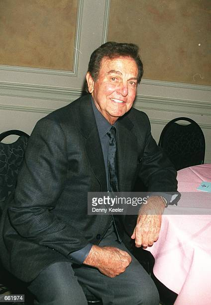 Actor Mike Connors from the 70's show Mannix attends A Tribute to Dick Martin September 25 2000 in Studio City CA
