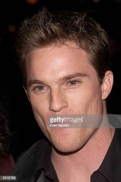 """Actor Mike Doyle arriving for a screening of """"Shallow Hal"""" to benefit pediatric programs of St. Vincent's Hospital in New York City. 11/7/2001...."""