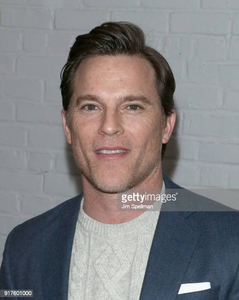 Actor Mike Doyle attends the screening after party for 'The Party' hosted by Roadside Attractions and Great Point Media with The Cinema Society at...