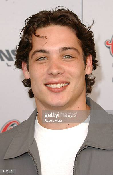 Actor Mike Ervin attends the premiere of Halloween Resurrection at the Mann Festival Theater on July 1 2002 in Westwood California The film opens...