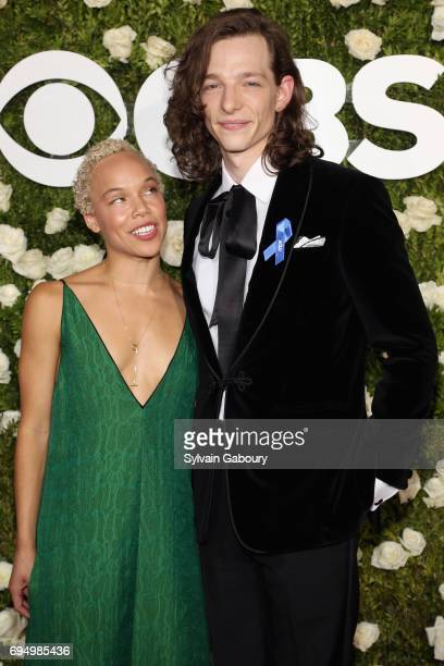Actor Mike Faist attends the 2017 Tony Awards at Radio City Music Hall on June 11 2017 in New York City