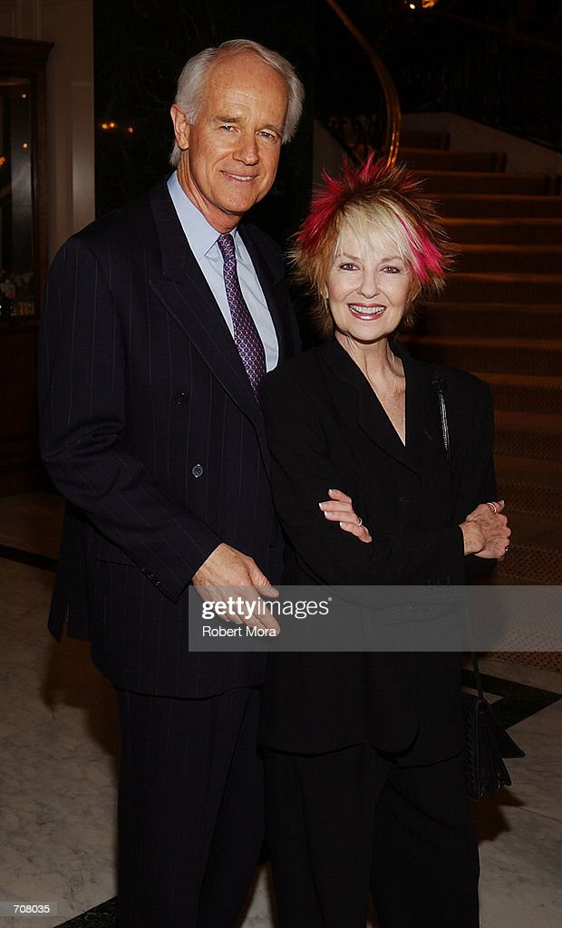 Actor Mike Farrell And Actress Shelly Fabares Attend The 11th Annual