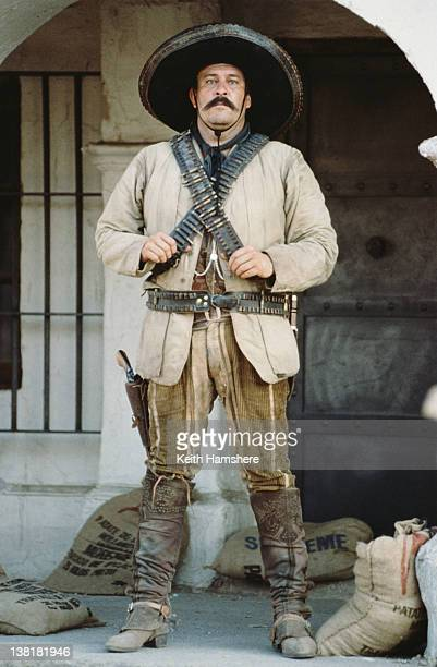 Actor Mike Moroff as Mexican revolutionary Pancho Villa in the television series 'The Young Indiana Jones Chronicles' 1992 He starred in the first...