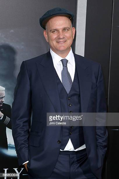 """Actor Mike O'Malley attends The New York Premiere of Warner Bros. Pictures' and Village Roadshow Pictures' """"Sully"""" at Alice Tully Hall at Lincoln..."""