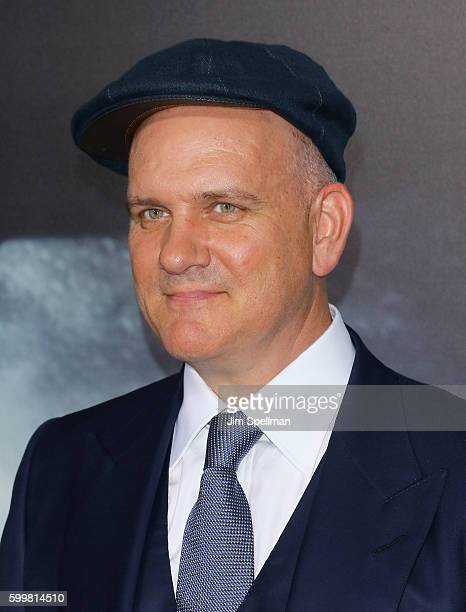 """Actor Mike O'Malley attends the """"Sully"""" New York premiere at Alice Tully Hall, Lincoln Center on September 6, 2016 in New York City."""