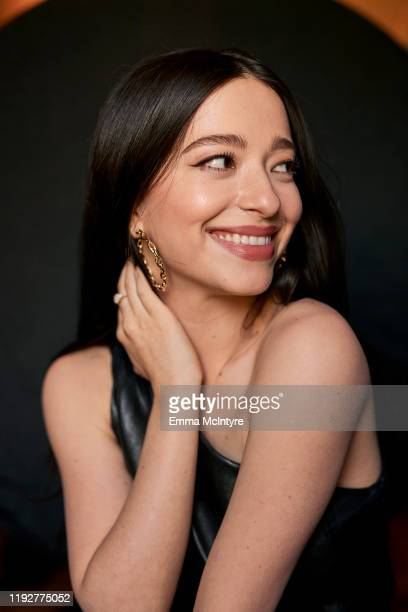 Actor Mikey Madison of FX's Better Things poses for a portrait during the 2020 Winter TCA at The Langham Huntington Pasadena on January 09 2020 in...