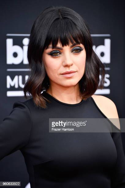 Actor Mila Kunis attends the 2018 Billboard Music Awards at MGM Grand Garden Arena on May 20 2018 in Las Vegas Nevada