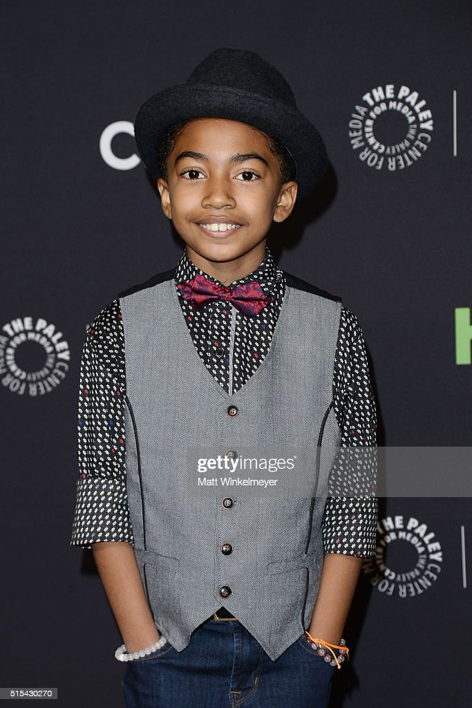 """The Paley Center For Media's 33rd Annual PaleyFest Los Angeles - """"Black-ish"""" - Arrivals"""