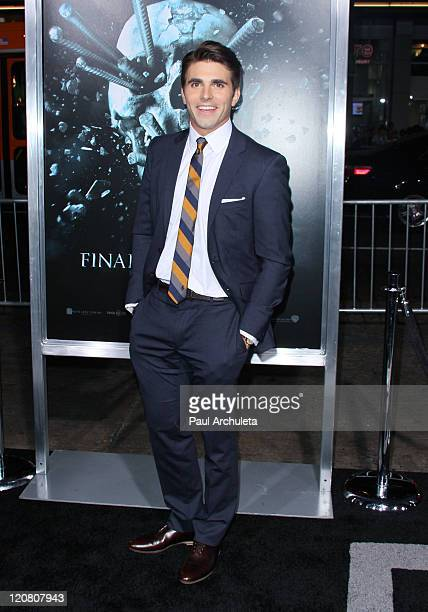 Miles Fisher Stock Photos and Pictures   Getty Images