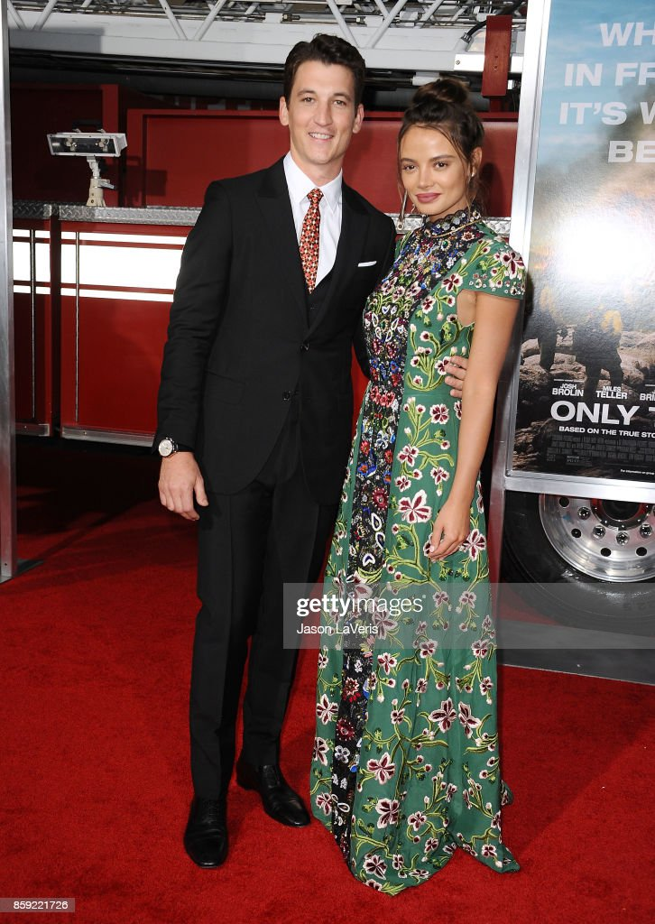 """Premiere Of Columbia Pictures' """"Only The Brave"""" - Arrivals"""
