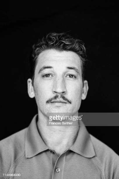 Actor Miles Teller from 'Too Old To Die Young' poses for a portrait on May 19 2019 in Cannes France