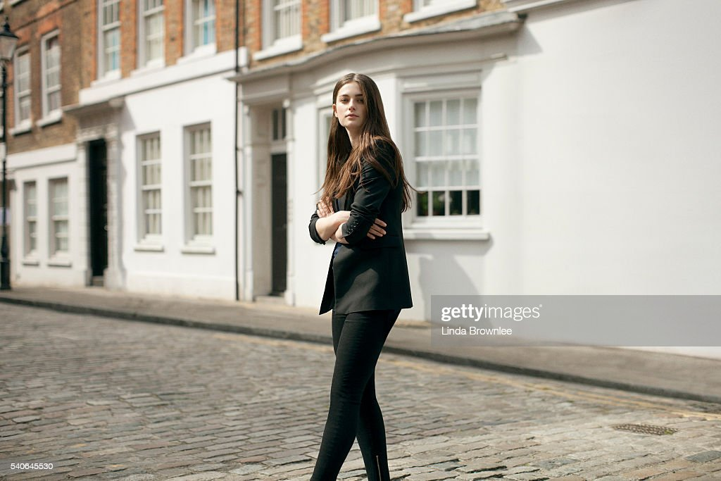 Millie Brady, Farfetch UK, July 28, 2015