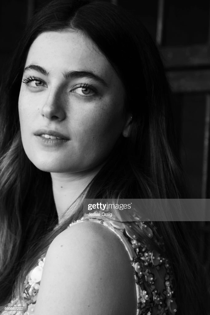 Actor Millie Brady is photographed for The Picture Journal on April 7, 2017 in London, England.