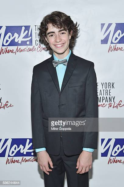 Actor Milly Shapiro attends 'You're A Good Man Charlie Brown' Opening Night After Party at Dylan's Candy Bar on May 31 2016 in New York City