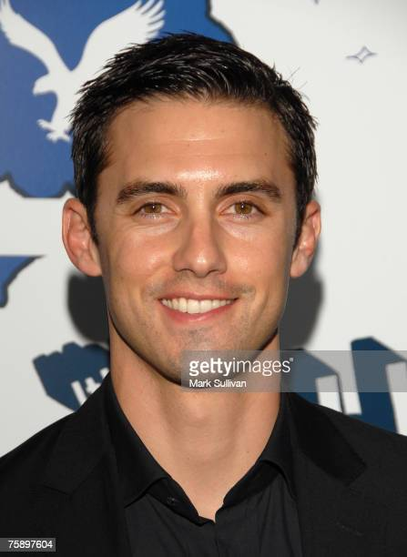 """Actor Milo Ventimiglia arrives at American Eagle Outfitters Launch of the Original Series """"It's A Mall World"""" Directed By Milo Ventimiglia at the..."""