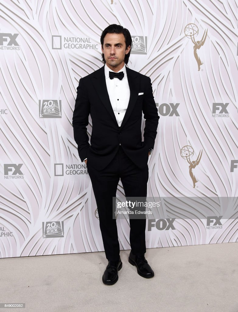 FOX Broadcasting Company, Twentieth Century Fox Television, FX And National Geographic 69th Primetime Emmy Awards After Party - Arrivals : News Photo