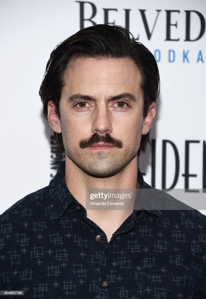 Actor Milo Ventimiglia arrives at the Los Angeles Confidential 'Awards Issue' Celebration hosted by cover stars Alison Brie, Milo Ventimiglia and Ana de Armas at The Jeremy Hotel on January 13, 2018 in West Hollywood, California.