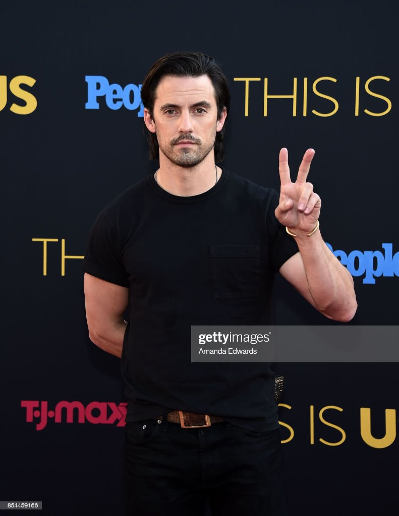 Actor Milo Ventimiglia arrives at the premiere of NBC's 'This Is Us' Season 2 at NeueHouse Hollywood on September 26, 2017 in Los Angeles, California.