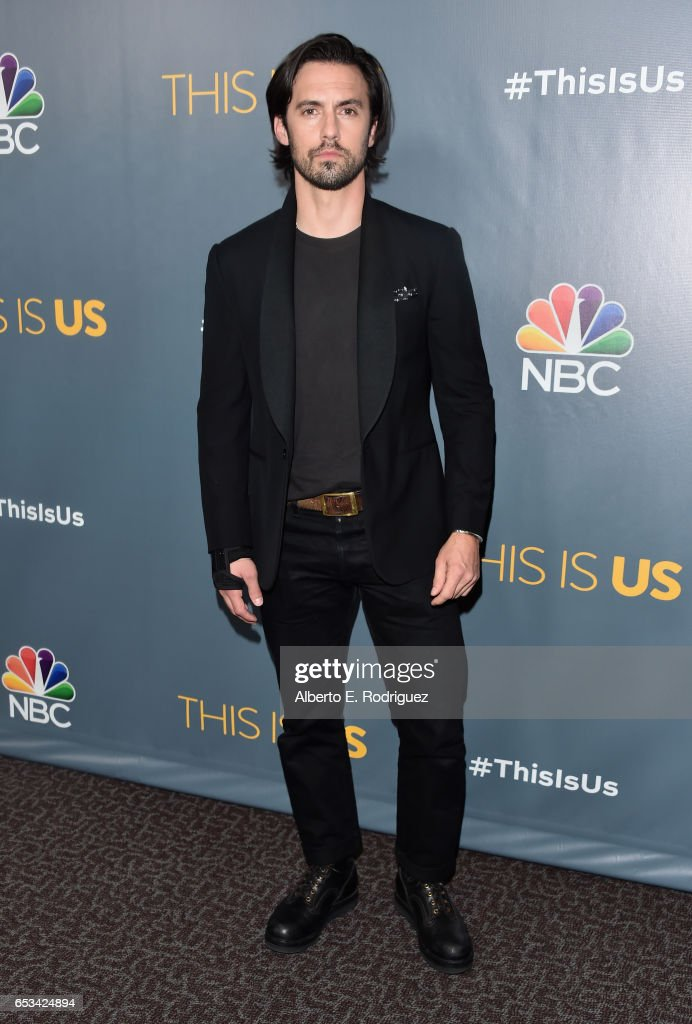 Actor Milo Ventimiglia attends a screening of the season finale of NBC's 'This Is Us' at The Directors Guild Of America on March 14, 2017 in Los Angeles, California.