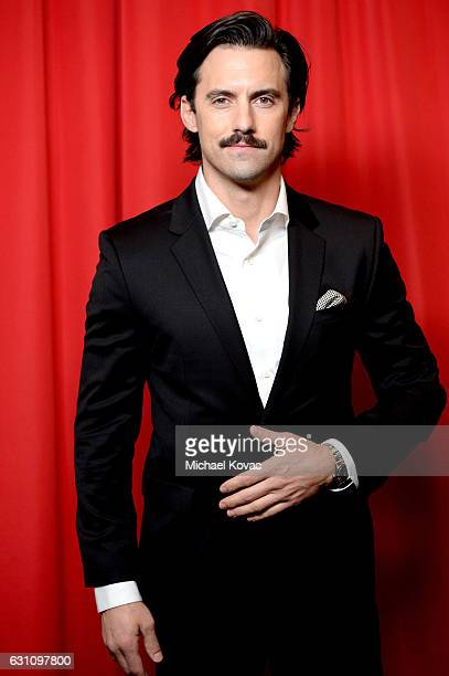 Actor Milo Ventimiglia attends the 17th annual AFI Awards at Four Seasons Los Angeles at Beverly Hills on January 6 2017 in Los Angeles California