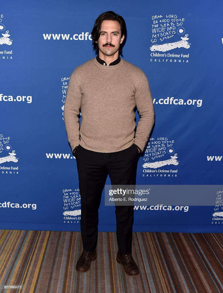 Actor Milo Ventimiglia attends the 26th Annual Beat The Odds Awards, hosted by Children's Defense Fund - California, at Regent Beverly Wilshire Hotel on December 1, 2016 in Beverly Hills, California.