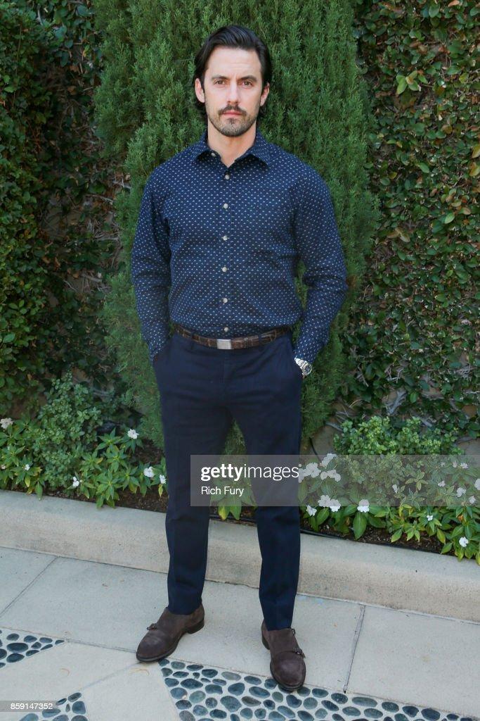 Actor Milo Ventimiglia attends The Rape Foundation's Annual Brunch on October 8, 2017 in Los Angeles, California.