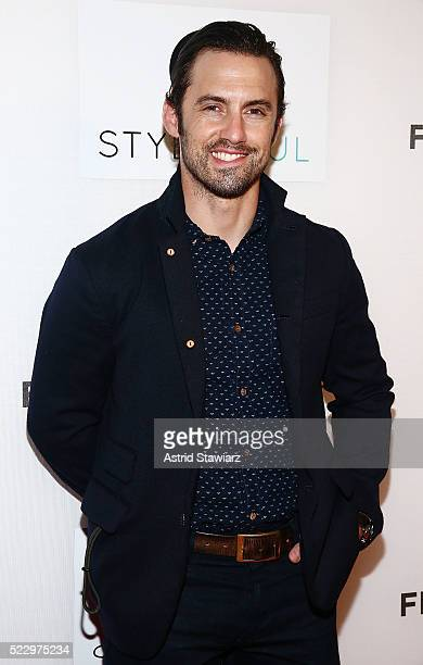 Actor Milo Ventimiglia attends Tribeca Digital Creators Market Screening Relationship Status on April 22 2016 in New York City