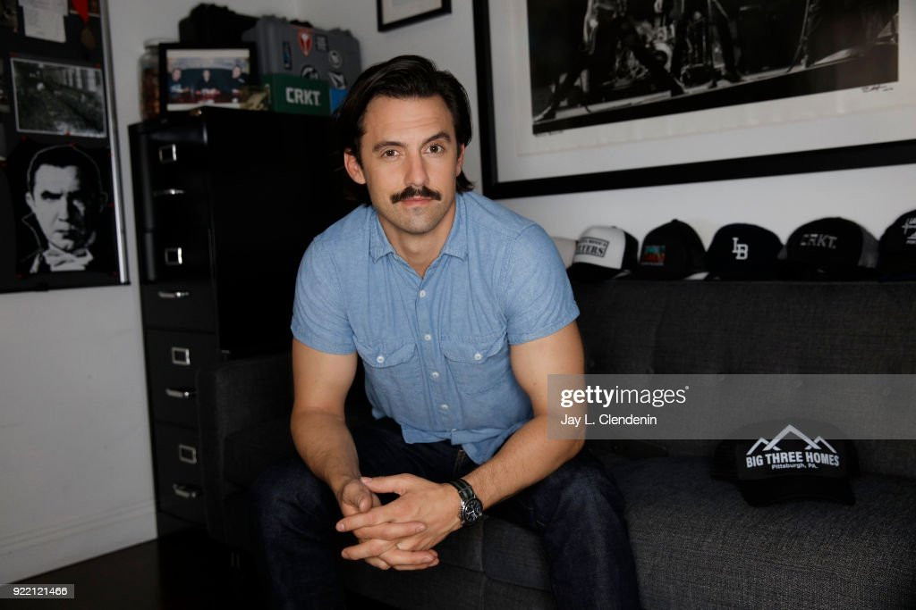 Milo Ventimiglia, Los Angeles Times, February 6, 2018