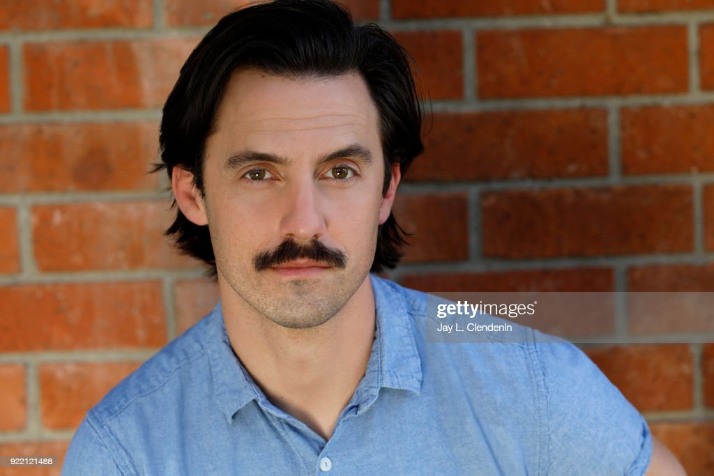 Actor Milo Ventimiglia is photographed for Los Angeles Times on February 1, 2018 in Los Angeles, California. PUBLISHED IMAGE.