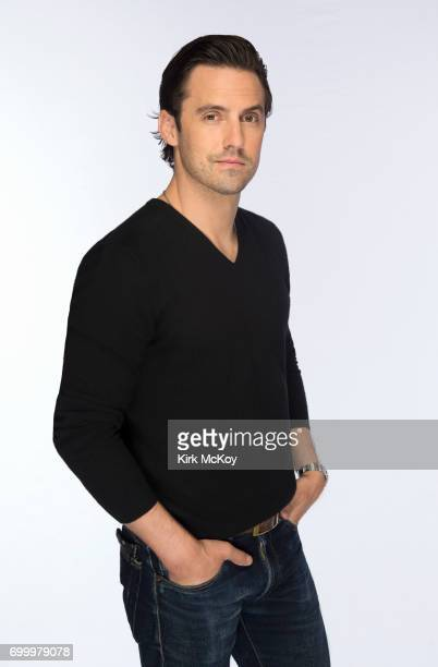 Actor Milo Ventimiglia is photographed for Los Angeles Times on April 28 2017 in Los Angeles California PUBLISHED IMAGE CREDIT MUST READ Kirk...