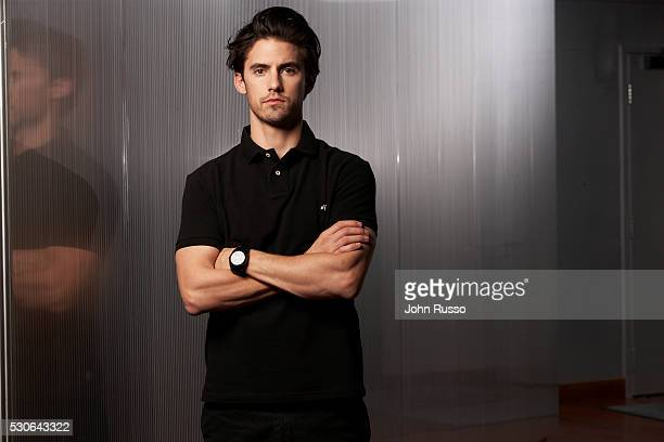 Actor Milo Ventimiglia is photographed in 2006