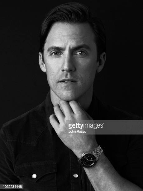 Actor Milo Ventimiglian is photographed on October 11 2018 in Los Angeles California