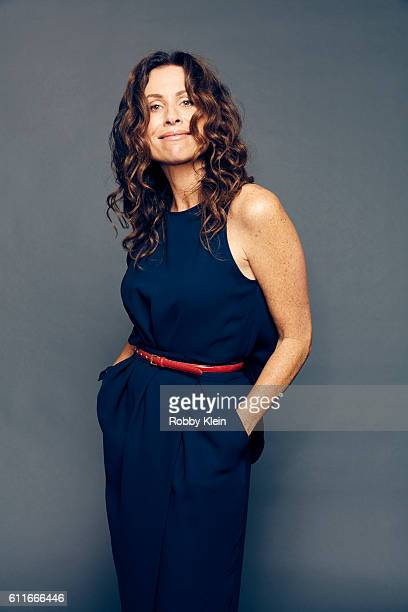 Actor Minnie Driver of the show 'Speechless' is photographed for The Wrap on August 5 2016 in Beverly Hills California