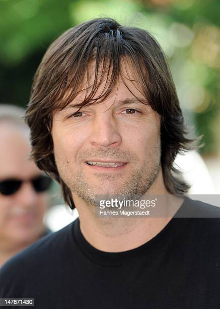 Actor Misel Maticevic attends the FFF Reception during the Munich Film Festival 2012 at the Praterinsel on July 5, 2012 in Munich, Germany.