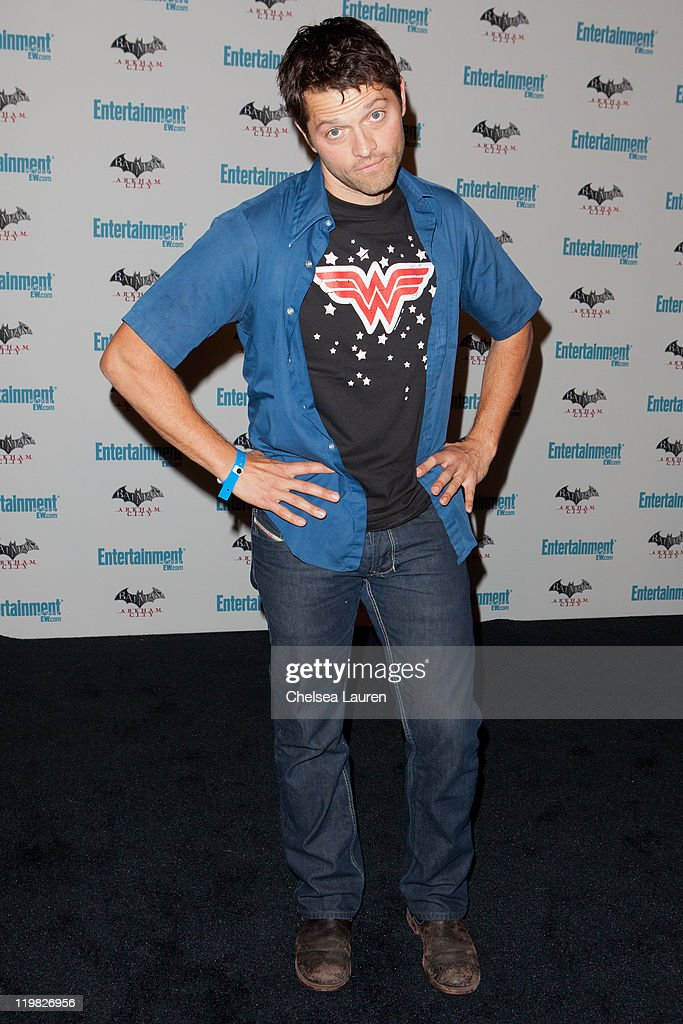 Entertainment Weekly's 5th Annual Comic-Con Celebration - Arrivals : News Photo