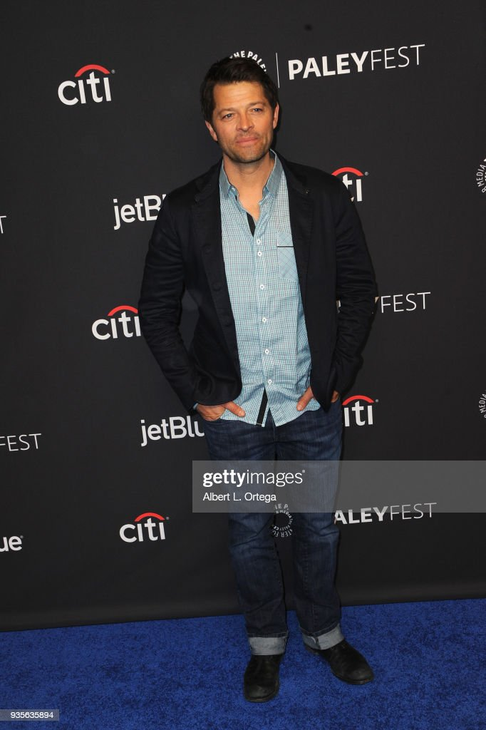 """The Paley Center For Media's 35th Annual PaleyFest Los Angeles - """"Supernatural"""" - Arrivals : ニュース写真"""
