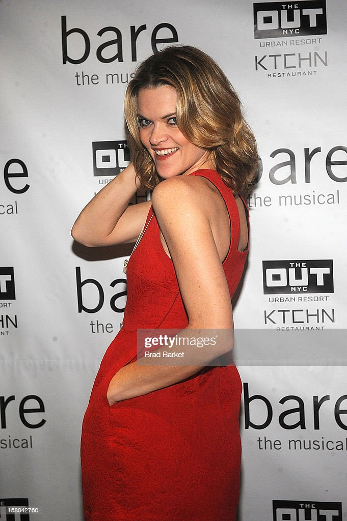 Actor Missi Pyle attends 'BARE The Musical' Opening Night After Party at Out Hotel on December 9, 2012 in New York City.