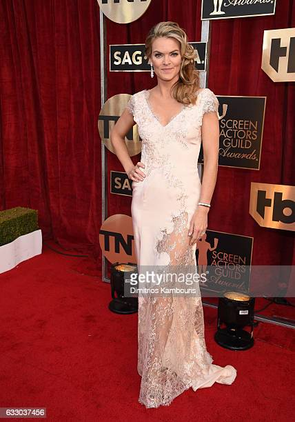 Actor Missi Pyle attends The 23rd Annual Screen Actors Guild Awards at The Shrine Auditorium on January 29 2017 in Los Angeles California 26592_009