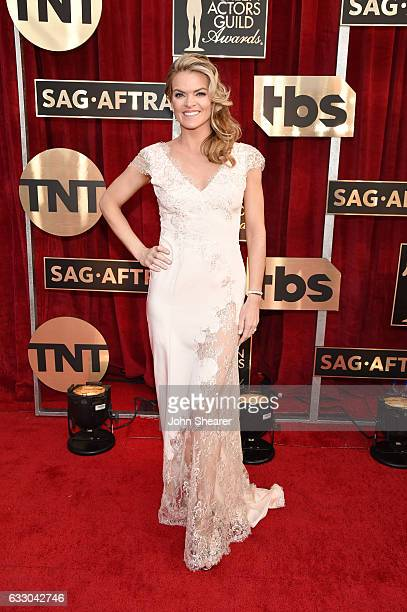Actor Missi Pyle attends The 23rd Annual Screen Actors Guild Awards at The Shrine Auditorium on January 29 2017 in Los Angeles California