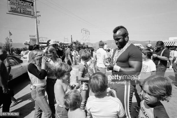 Actor Mister T
