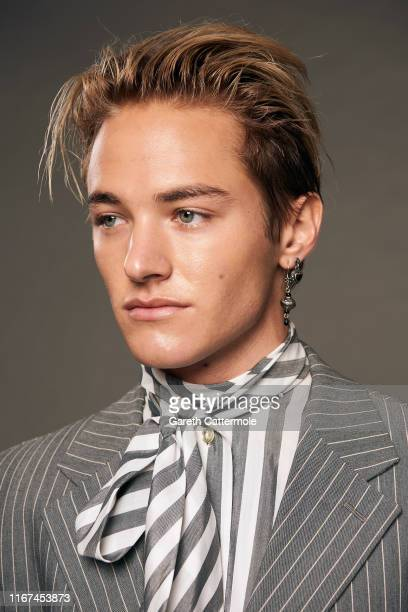 Actor Mitchell Hoog from the film 'Harriet' poses for a portrait during the 2019 Toronto International Film Festival at Intercontinental Hotel on...