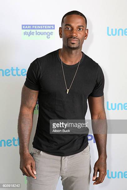 Actor Mo McRae attends Kari Feinstein's Style Lounge at Siren Studios on September 15 2016 in Hollywood California