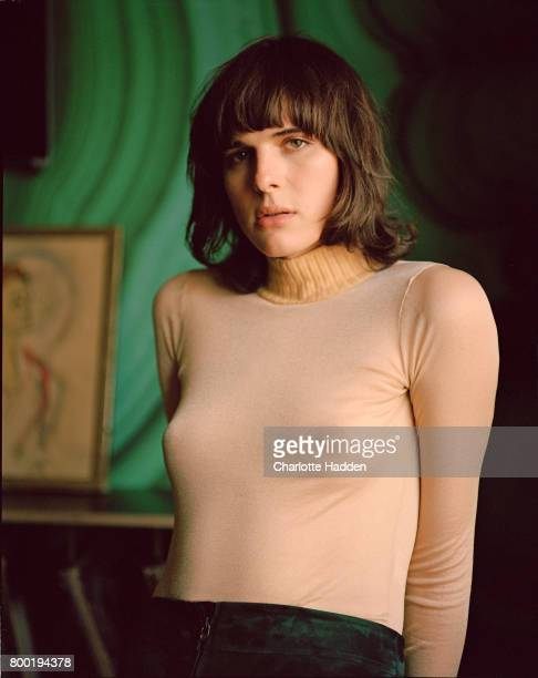 Actor model and writer Hari Nef is photographed for Rollacoaster magazine on September 3 2015 in London England