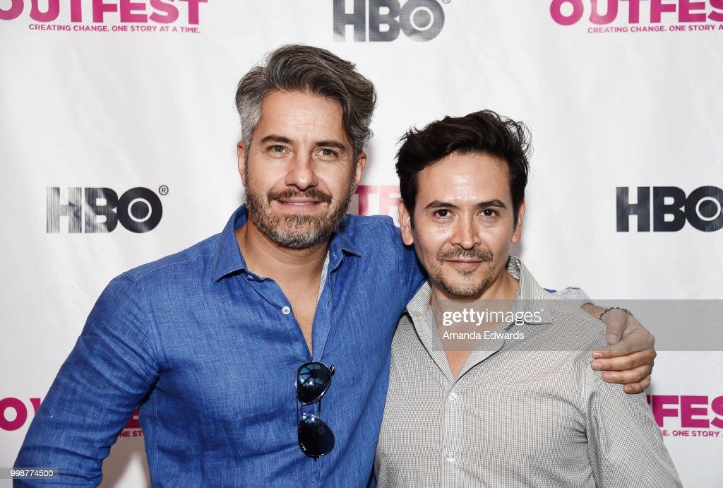 "2018 Outfest Los Angeles - ""Cuernavaca"" Premiere - Arrivals"