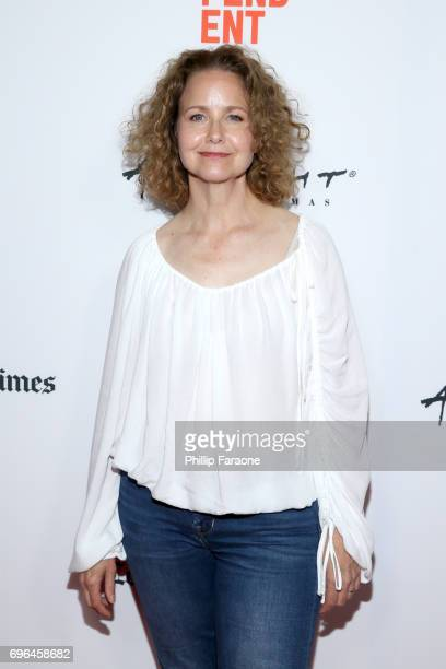 Actor Molly Hagan attends the screening of The Keeping Hours during the 2017 Los Angeles Film Festival at Arclight Cinemas Culver City on June 15...