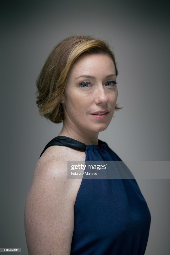 Actor Molly Parker is photographed on September 6, 2017 in Venice, Italy.